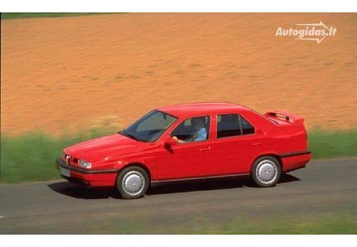 Alfa-Romeo 155 1992-1993