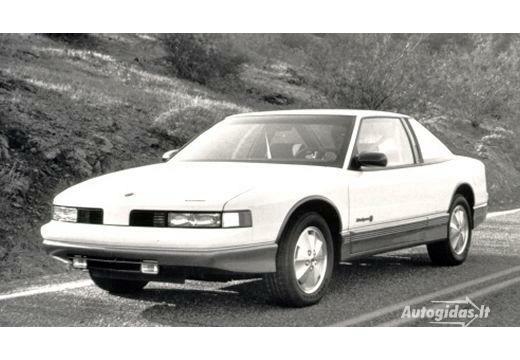 Oldsmobile Cutlass 1988-1991