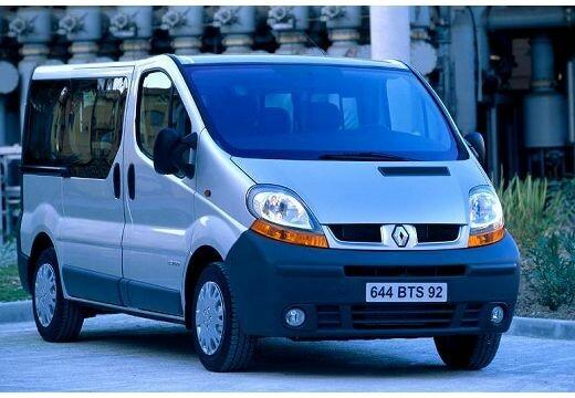 Renault Trafic 2003-2004