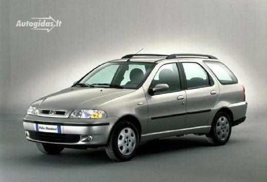 Fiat Palio 2002-2005