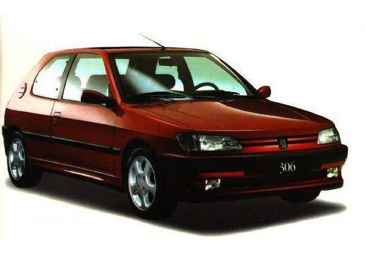 Peugeot 306 1996-1997