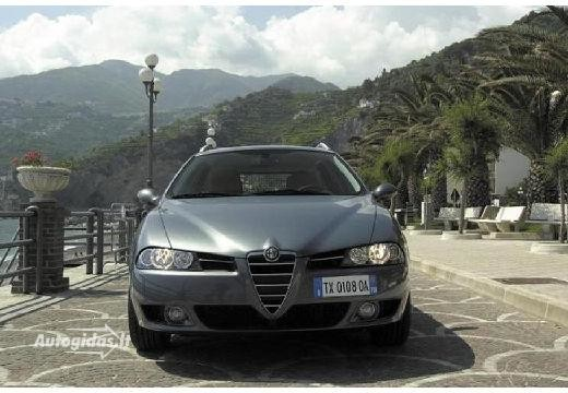 Alfa Romeo 156 2003-2004