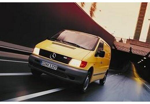Mercedes-Benz Vito 1999-2003