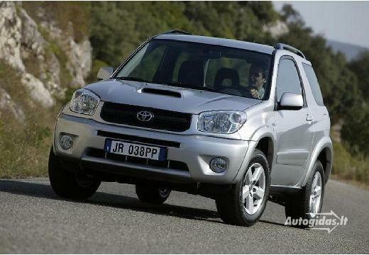 Toyota RAV-4 2003-2006