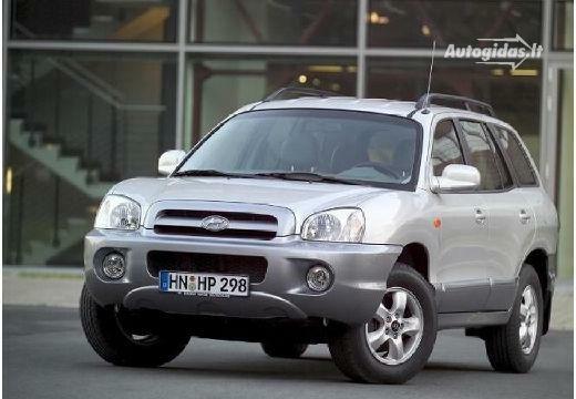 Hyundai Santa Fe 2004-2006