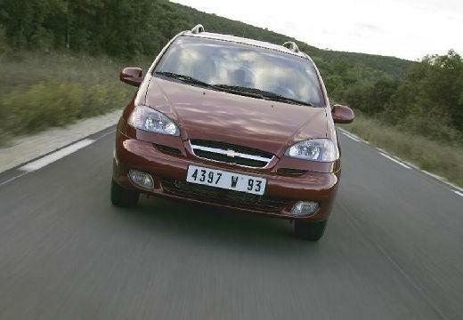 Chevrolet Rezzo 2004-2008