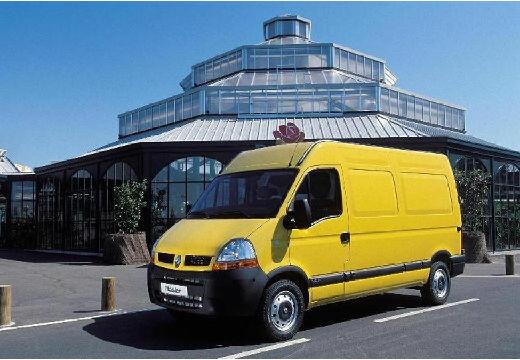 Renault Master 2004-2006