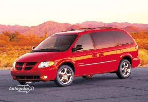 Dodge Grand Caravan 2001-2007