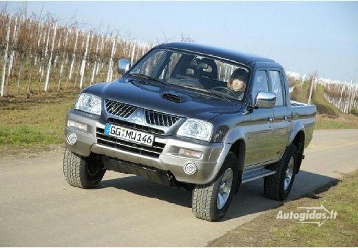 Mitsubishi L200 2004-2006