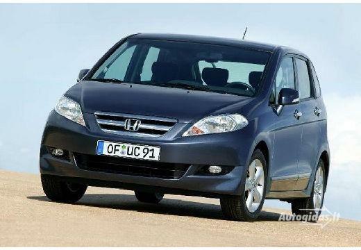 Honda FR-V 2005-2007