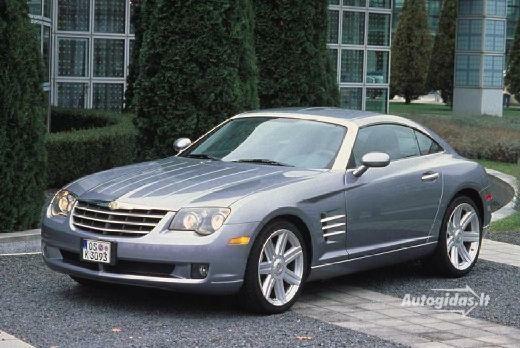 Chrysler Crossfire 2005-2006