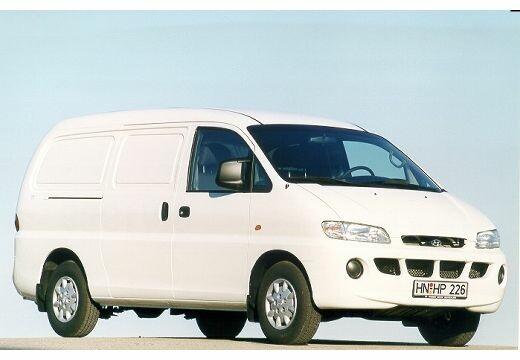 Hyundai H-1 2005-2007