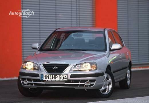 Hyundai Elantra 2005-2007