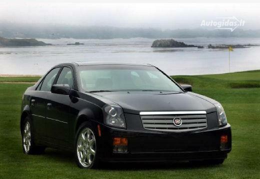 Cadillac CTS 2005-2007