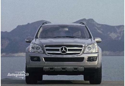 Mercedes-Benz GL 450 2006-2009
