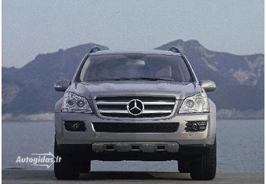 Mercedes-Benz GL 420 2006-2009
