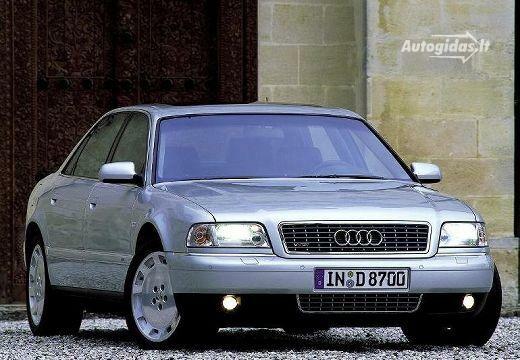 Audi A8 1998-2002