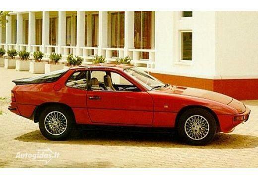 Porsche 924 1985-1987