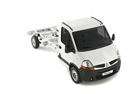 Renault Master 2006-2011