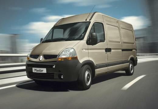 Renault Master 2006-2007