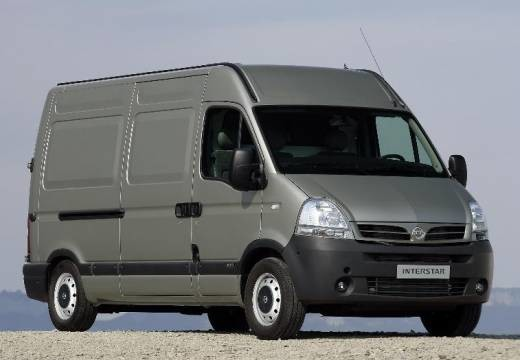 Nissan Interstar 2006-2012