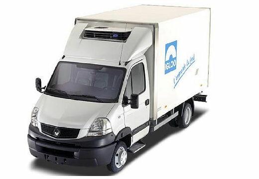 Renault mascott 2007-2009