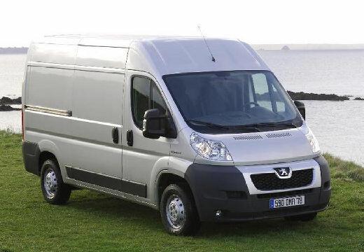 Peugeot Boxer 2007-2012