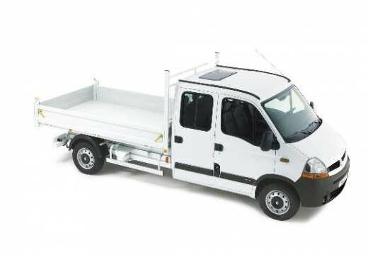 Renault Master 2007-2011