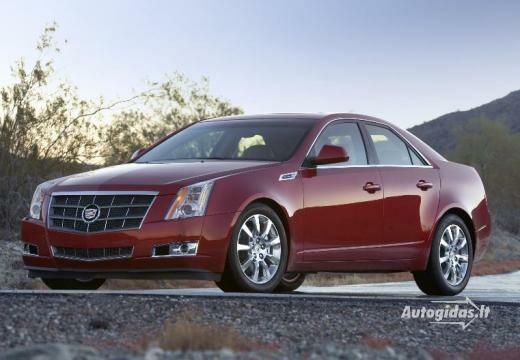 Cadillac CTS 2007-2010