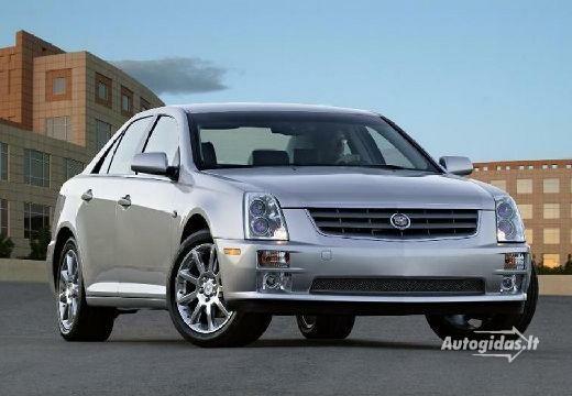 Cadillac STS 2007-2008