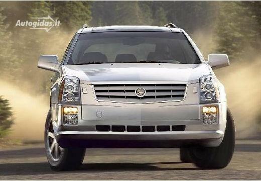 Cadillac SRX 2007-2010
