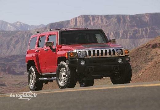 Hummer H3 2007-2010