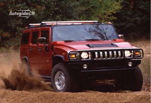 Hummer H2 2003-2007