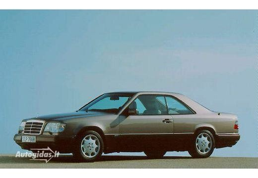 Mercedes-Benz E 200 1995-1996