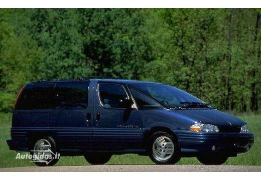 Pontiac Trans Sport 1993-1996