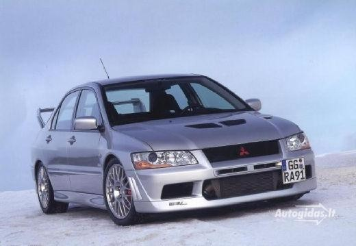 Mitsubishi Lancer 2002-2003