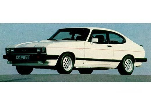 Ford Capri 1983-1984