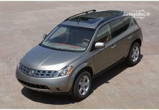 Nissan Murano 2003-2008