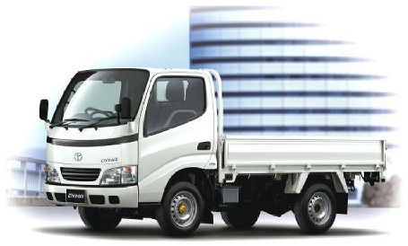 Toyota Dyna 2008-2010