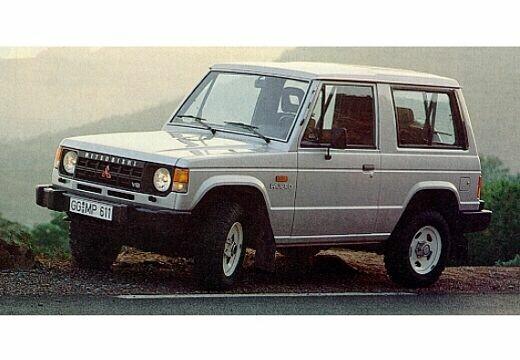 Mitsubishi Pajero 1989-1991