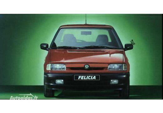 Skoda Felicia 1995-1996