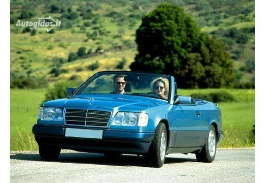 Mercedes-Benz E 320 1993-1996