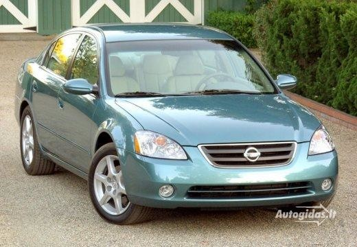 Nissan Altima 2002-2006