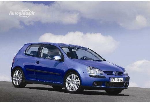 Volkswagen Golf 2006-2008