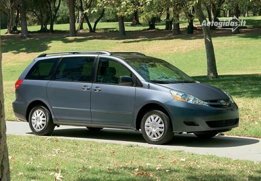 Toyota Sienna 2007-2010