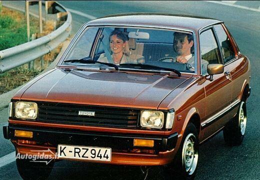 Toyota Tercel 1983-1985
