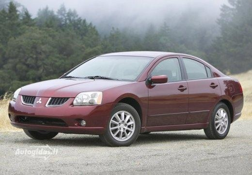 Mitsubishi Galant 2004-2008