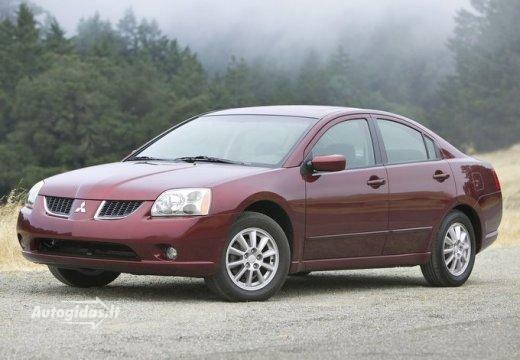 Mitsubishi Galant 2007-2008