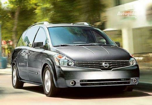 Nissan Quest 2007-2011