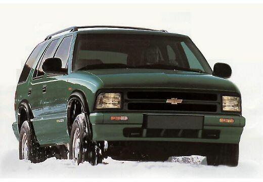 Chevrolet Blazer 1995-2005